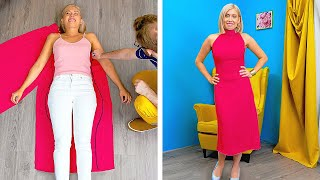 Top SPY Secrets Every Girl Should Know  Clothes Transformation Ideas by 5-Minute DECOR!