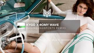 Kygo x Romy Wave - Raging (SGNFCNTS Remix) [No Copyright Music]