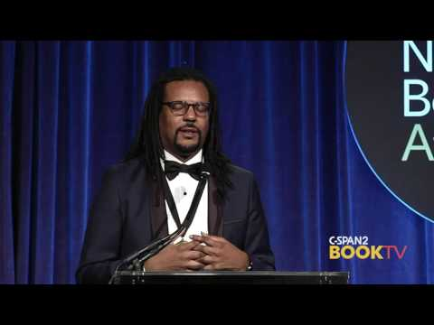 2016 National Book Award Winner: Colson Whitehead (Fiction)