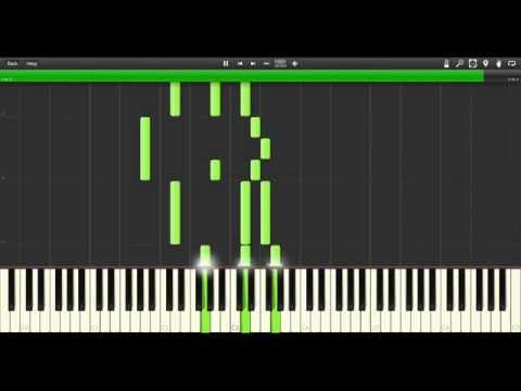 Pirates of the Caribbean - The Black Pearl [Synthesia] [Easy]