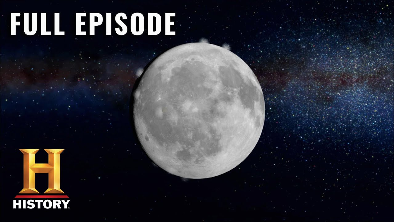 The Universe: Moon Mysteries Revealed (S2, E3)   Full Episode   History