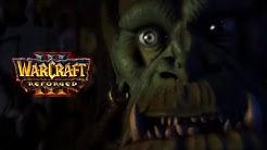 Warcraft 3 Reforged Kampagne | Story Stream Gameplay #1 Auszug der Horde