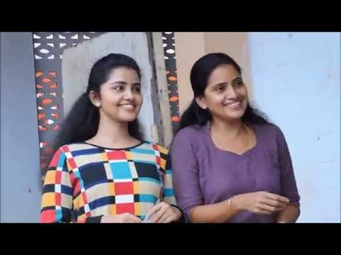anupama parameswaran first vote