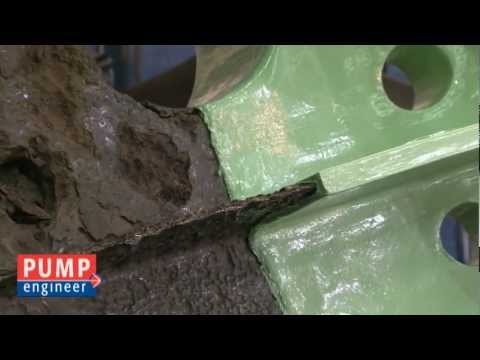 How glass flake or epoxy coatings can effect lasting pump and valve repairs