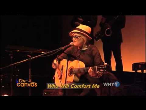 """Melody Gardot: """"Who Will Comfort Me""""   On Canvas"""