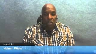 Konsenshi Sivil 03/05/2013 - Helmin Wiels over UTS en Robbie's Lottery | UNCENSURED  Deel 1