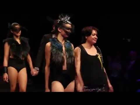 Indigenous Fashion Runway as part of Melbourne Spring Fashion Week's 2013 Curated Program