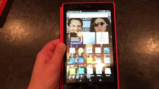 Amazon Fire HD 8 (2017) - Review