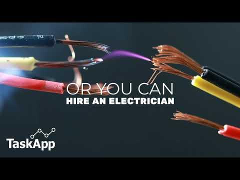 taskapp-on-demand-electrician-service