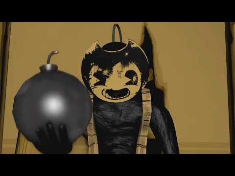 Bendy Boris Sammy And Alice React To Bendy And The Ink Machine Chapter 3 Trailer