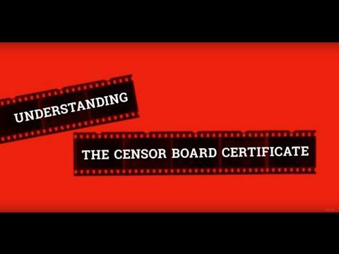 Understanding Film Certificate