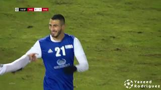 أهداف العهد اللبناني 2-1 هلال القدس - كأس الإتحاد الأسيوي 2020