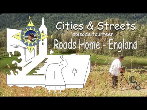 Roads Home, England: Cities & Streets: episode #14