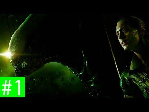 Ужасы начинаются - Alien: Isolation #1