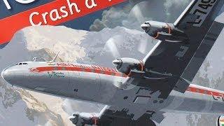 10252_ Crash à 4807 mètres Editions Esope Chamonix Mont-Blanc