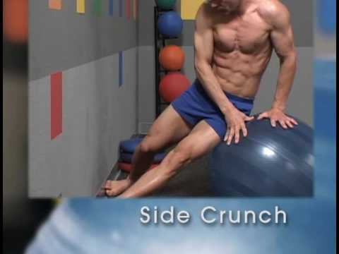 Adam Ford, Swiss Ball Abs & Core (Phase 2)