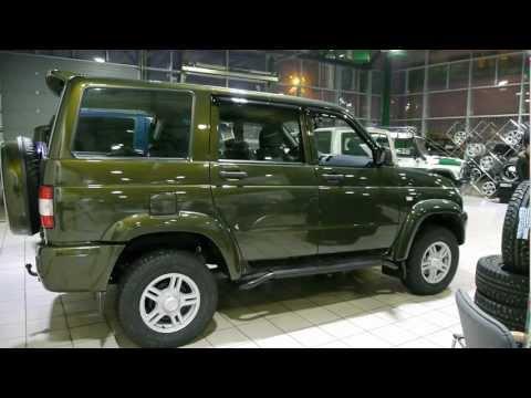 Продажа УАЗ PATRIOT 2012 года в Новокузнецке