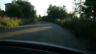Великие Луки,наб.Рябики, дорога после ремонта 22 июня,спустя месяц...(Произошло то,о чем я и говорил..Асфальт смыло после дождя,а прошел всего то месяц.., 2013-08-02T20:30:53.000Z)