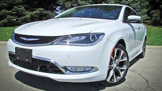 2015 Chrysler 200 C | Come In For A Test Drive | Video | Unique Chrysler Jeep Dodge Ram Burlington