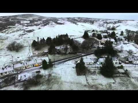 Wanlockhead in the Winter