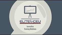Elite CEU Accredited e-Training Solutions