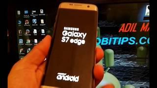 unbrick Samsung galaxy S7 EDGE G935F Repair bootloop
