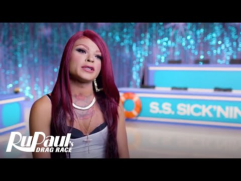 Miss Vanjie Does Her Best Bhad Bhabie & More  The Perfect Snatch  RuPaul&39;s Drag Race