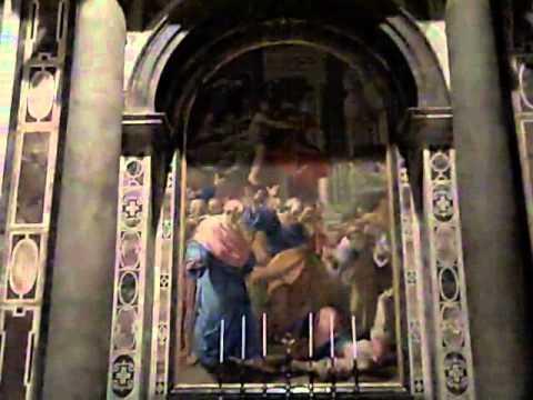 MJ at the Vatican Part 3