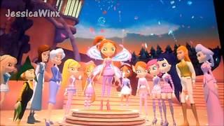 Winx Fairy School game{ My Fairy