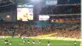waltzing matilda by sydney telstra stadium