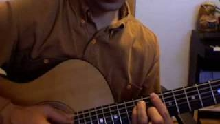 How to Play Flight of the Conchords Jenny on Guitar