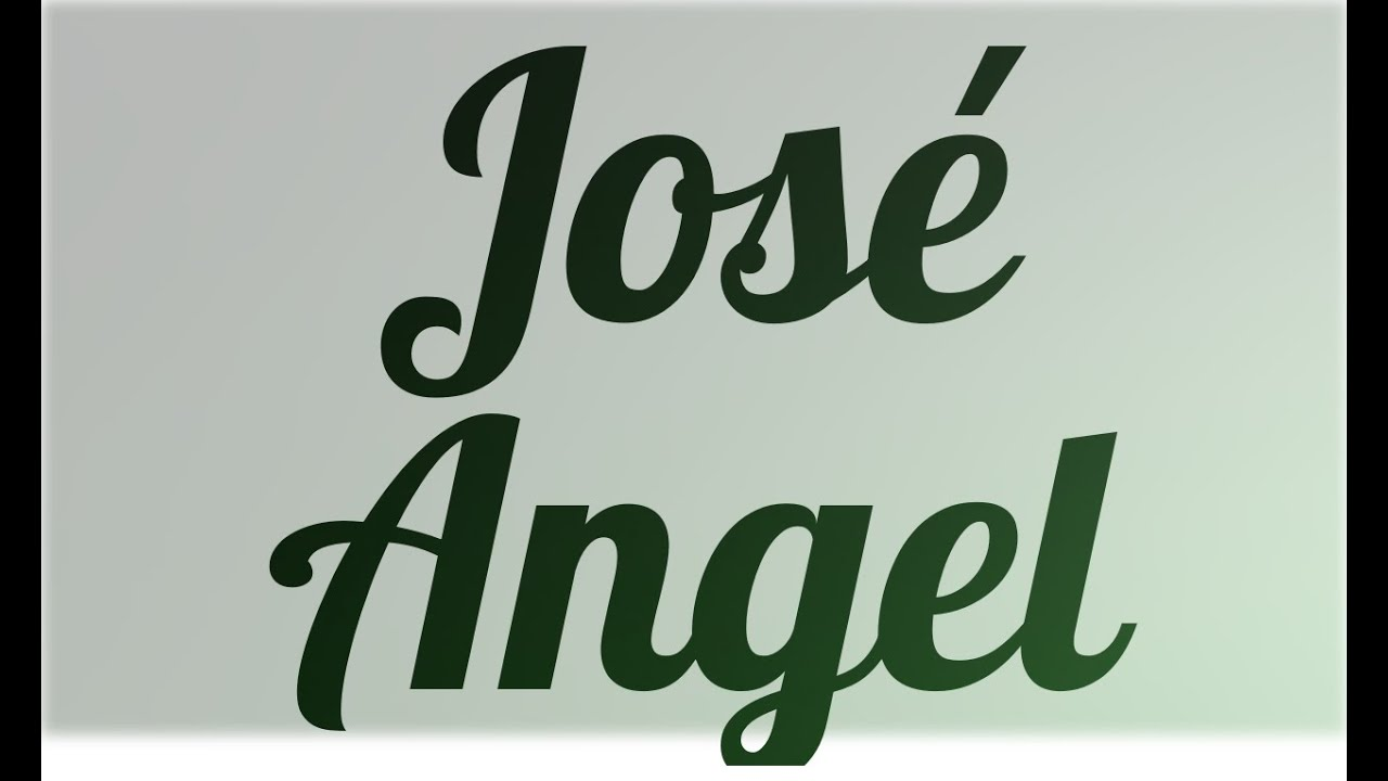 Significado de José Angel, nombre Español para tu bebe niño o niña (origen y personalidad)