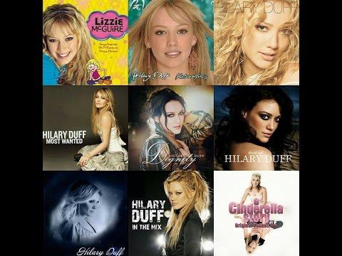 Hilary Duff - Megamix (2015)