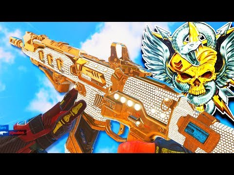"The GOD GUN... (Best ""ICR-7"" Class Setup) - Black Ops 4!"
