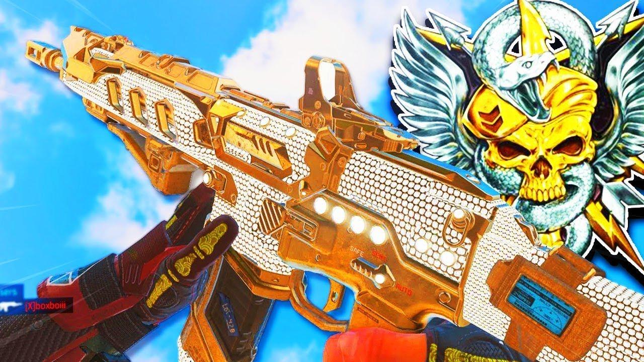 The GOD GUN    (Best `ICR-7` Class Setup) - Black Ops 4!