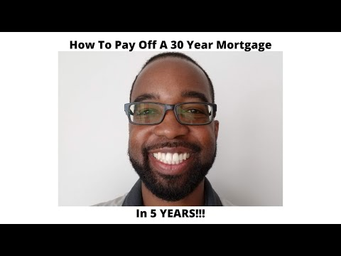 Velocity Banking: Pay Down 30 Year Mortgage In 5 Years!