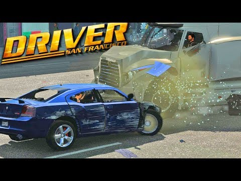 Cop Sends Street Racer AIRBORN In INSANE Police Chase! - Driver San Francisco