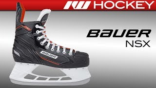 Bauer NSX Skate Review