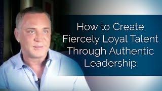 كيفية إنشاء الموالين المواهب من خلال أصيلة القيادة