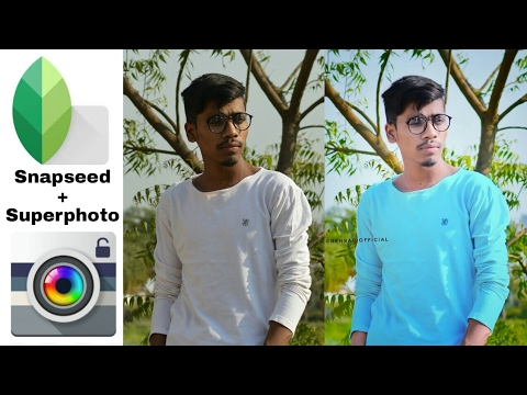 Fantasy edit Snapseed and super photo tutorial | real cb