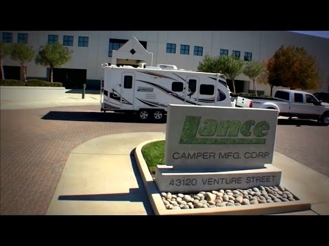 Tour the Lance RV Factory | RV with Me and See Grins