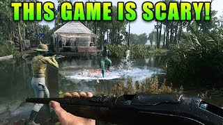 This Game Is Scary! - Hunt Showdown 1.0 Release