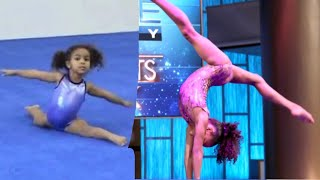Konner McClain's Gymnastics Evolution |Future Olympian