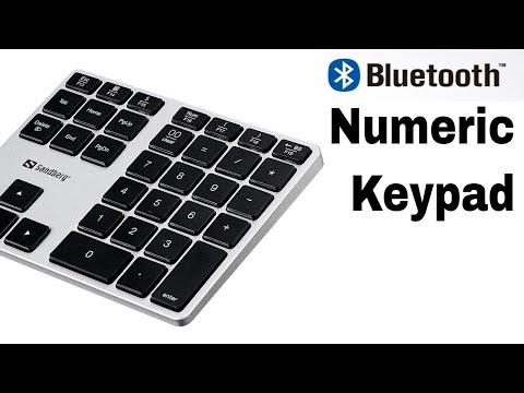 Sandberg Bluetooth Numeric Keypad - Review