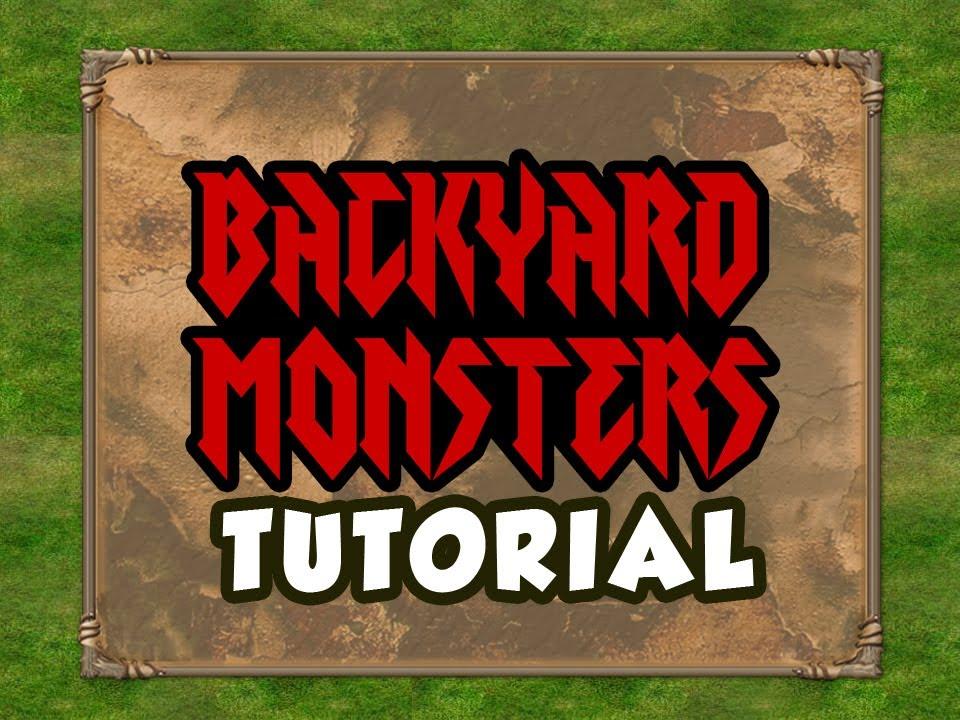 Kixeye Backyard Monsters backyard monsters: know your monsters - youtube
