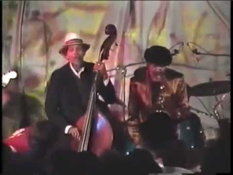 THE SKATALITES  LIVE IN 1990 AT THE CHURCH HOUSE
