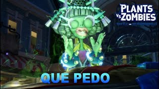 Menudo Pedo - Plants vs Zombies: Battle for Neighborville