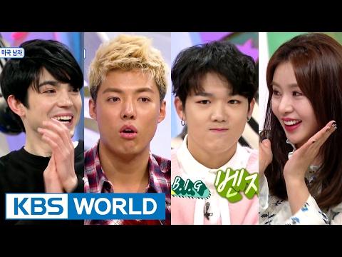 Hello Counselor - Kangnam, Cao Lu, Robin, Benji [ENG/THAI/2017.02.06]