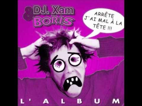 14 - DJ Xam & Boris - T'es Zinzin (Remix X Censuré) by DJ VF
