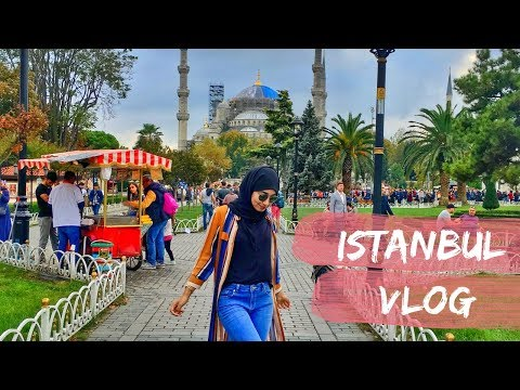 GETTING LOST IN ISTANBUL | TURKEY VLOG